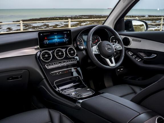 MERCEDES-BENZ GLC ESTATE SPECIAL EDITION GLC 250d 4Matic AMG Night Edition 5dr 9G-Tronic