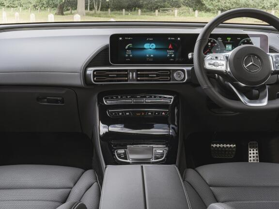 MERCEDES-BENZ EQC ESTATE EQC 400 300kW Sport 80kWh 5dr Auto
