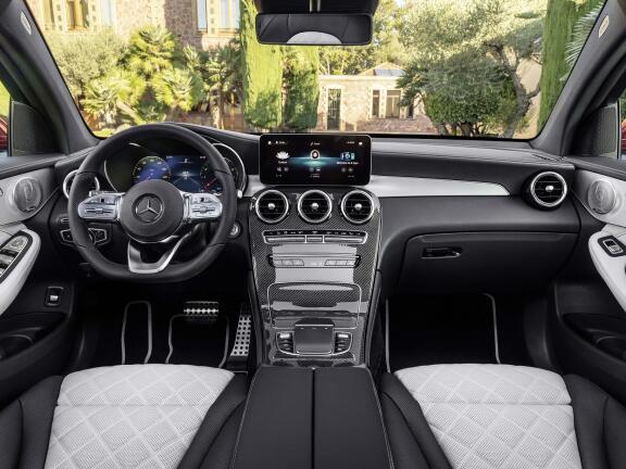 MERCEDES-BENZ GLC AMG COUPE GLC 63 S 4Matic+ Premium Plus 5dr MCT