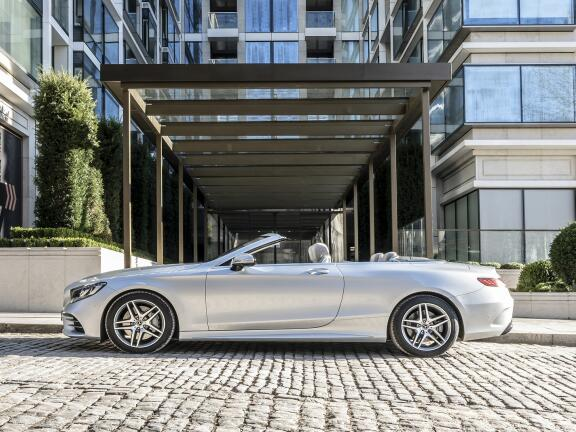 MERCEDES-BENZ S CLASS CABRIOLET SPECIAL EDITION S560 Grand Edition 2dr Auto