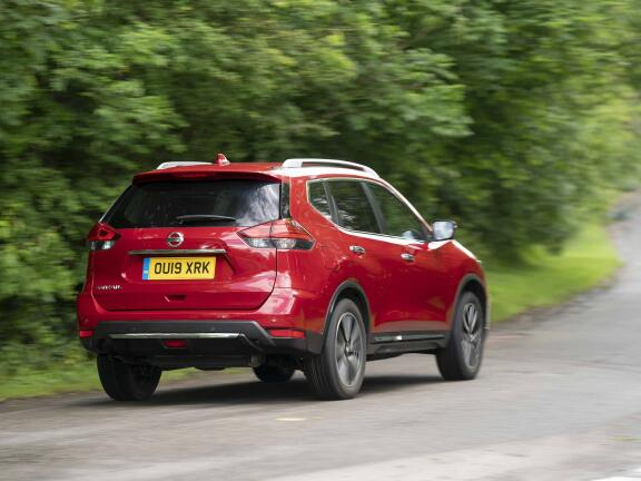NISSAN X-TRAIL STATION WAGON 1.3 DiG-T Acenta Premium 5dr [7 Seat] DCT