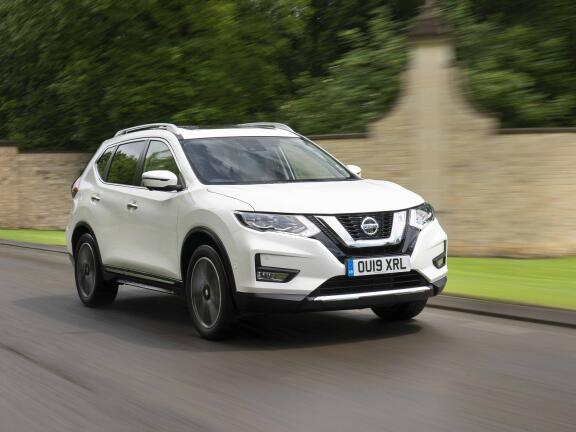 NISSAN X-TRAIL DIESEL STATION WAGON 1.7 dCi N-Connecta 5dr 4WD CVT [7 Seat]