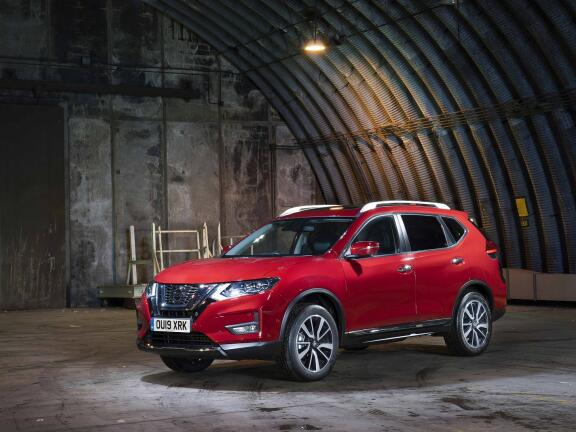 NISSAN X-TRAIL STATION WAGON SPECIAL EDITIONS 1.7 dCi N-Tec 5dr