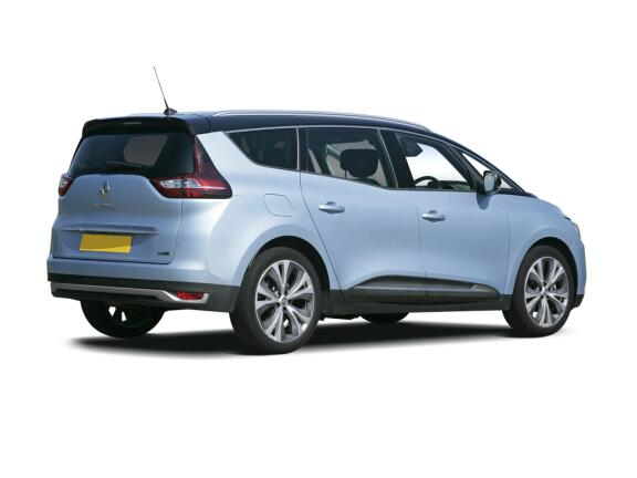 RENAULT GRAND SCENIC DIESEL ESTATE 1.7 Blue dCi 120 Signature 5dr Auto
