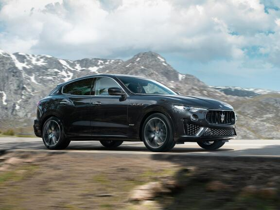 MASERATI LEVANTE ESTATE V6 GranSport S 5dr Auto