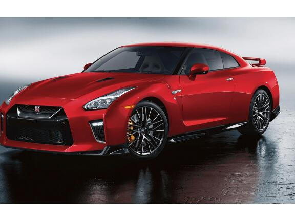 NISSAN GT-R COUPE 3.8 V6 570 Track Edition 2dr Auto [Ceramic Brakes]