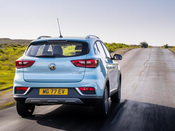 MG MOTOR UK ZS ELECTRIC HATCHBACK 105kW Excite EV 45kWh 5dr Auto
