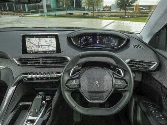 PEUGEOT 3008 DIESEL ESTATE 1.5 BlueHDi GT Line Premium 5dr EAT8