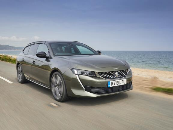 PEUGEOT 508 SW DIESEL ESTATE 1.5 BlueHDi Allure 5dr