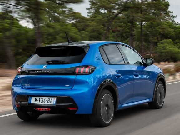 PEUGEOT E-208 ELECTRIC HATCHBACK 100kW Allure 50kWh 5dr Auto