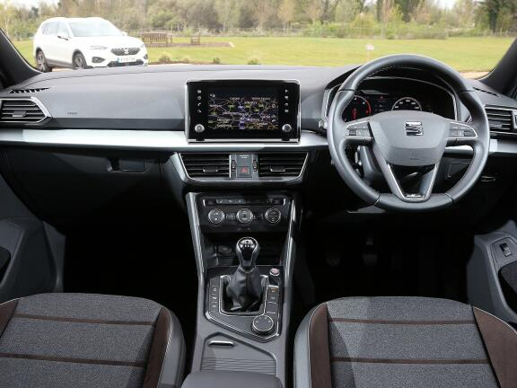 SEAT TARRACO ESTATE 2.0 TSI FR Sport 5dr DSG 4Drive