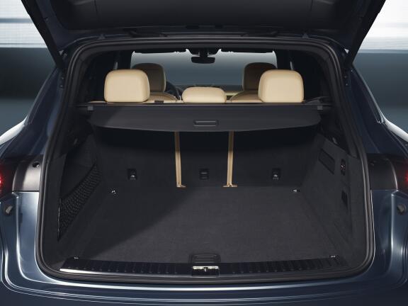 PORSCHE CAYENNE ESTATE E-Hybrid Turbo S 5dr Tiptronic S