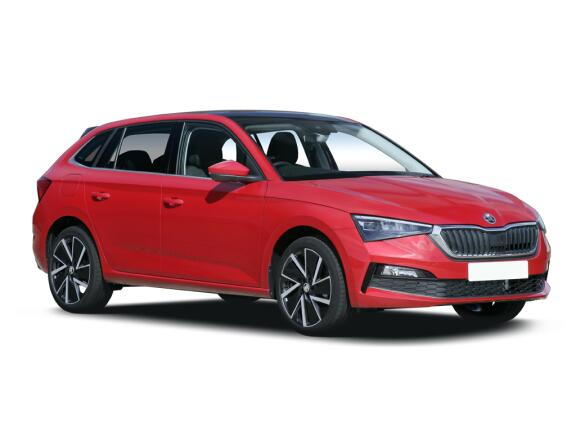 SKODA SCALA HATCHBACK 1.5 TSI SE Technology 5dr