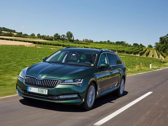 SKODA SUPERB ESTATE 1.5 TSI SE Technology 5dr