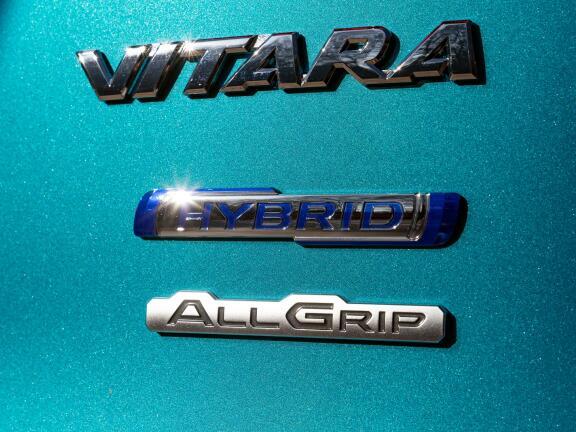 SUZUKI VITARA ESTATE 1.4 Boosterjet 48V Hybrid SZ4 5dr