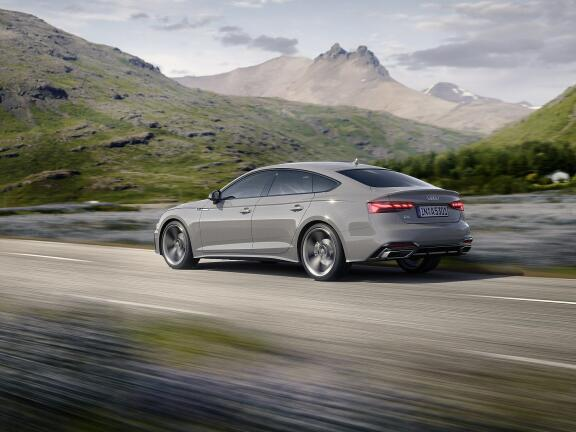 AUDI A5 SPORTBACK SPECIAL EDITIONS 40 TDI 204 Quattro Edition 1 5dr S Tronic