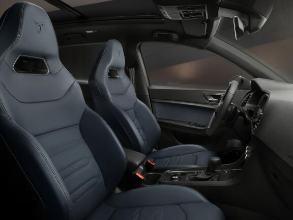 SEAT CUPRA ATECA ESTATE 2.0 TSI 5dr DSG 4Drive