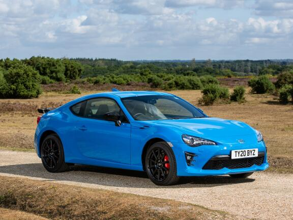 TOYOTA GT86 COUPE SPECIAL EDITION 2.0 D-4S Blue Edition 2dr Auto