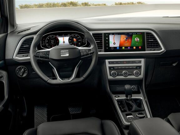 SEAT ATECA ESTATE 2.0 TSI Xperience Lux 5dr DSG 4Drive