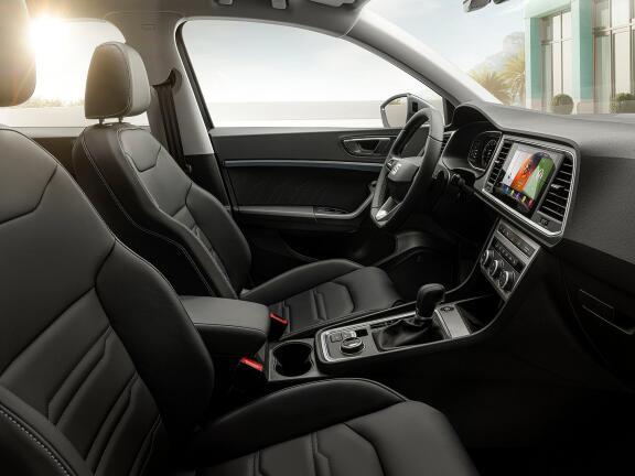 SEAT ATECA DIESEL ESTATE 2.0 TDI FR Sport 5dr DSG 4Drive
