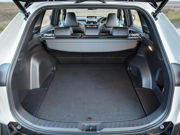 TOYOTA RAV4 ESTATE 2.5 VVT-i Hybrid Dynamic 5dr CVT 2WD