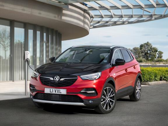 VAUXHALL GRANDLAND X HATCHBACK 1.2 Turbo Elite Nav 5dr Auto [8 Speed]