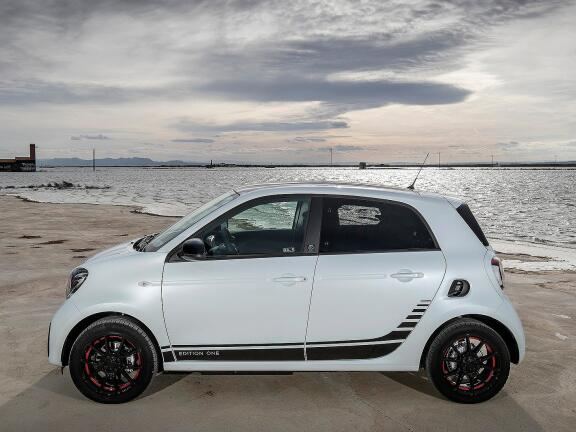 SMART FORFOUR ELECTRIC HATCHBACK 60kW EQ Passion Advanced 17kWh 5dr Auto [22kWch]