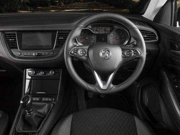 VAUXHALL GRANDLAND X HATCHBACK 1.2 Turbo SE Premium 5dr Auto [8 Speed]