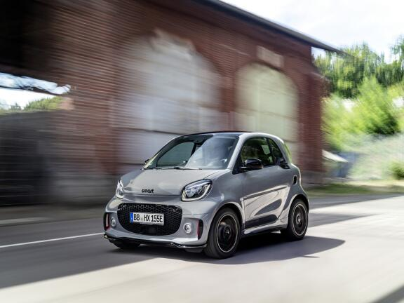 SMART FORTWO ELECTRIC COUPE 60kW EQ Passion Advanced 17kWh 2dr Auto [22kWCh]