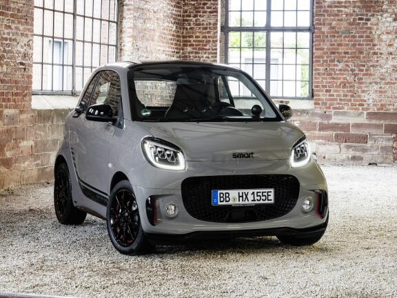 SMART FORTWO ELECTRIC COUPE 60kW EQ Pulse Premium 17kWh 2dr Auto [22kWCh]