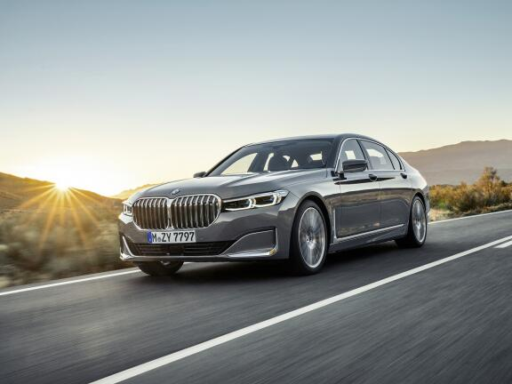 BMW 7 SERIES DIESEL SALOON 730Ld MHT M Sport 4dr Auto [Ultimate Pack]
