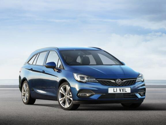 VAUXHALL ASTRA SPORTS TOURER 1.4 Turbo SRi Nav 5dr Auto
