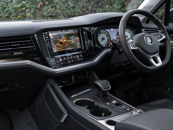 VOLKSWAGEN TOUAREG DIESEL ESTATE 3.0 V6 TDI 4Motion 231 Black Edition 5dr Tip Auto
