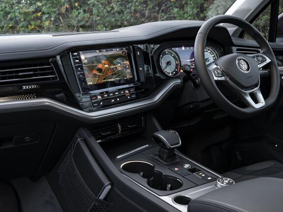 VOLKSWAGEN TOUAREG DIESEL ESTATE 3.0 V6 TDI 4Motion R Line Tech 5dr Tip Auto