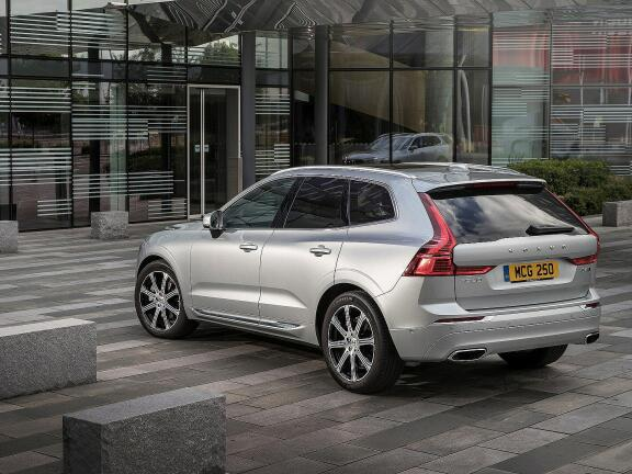 VOLVO XC60 ESTATE 2.0 B5P [250] Inscription Pro 5dr AWD Geartronic