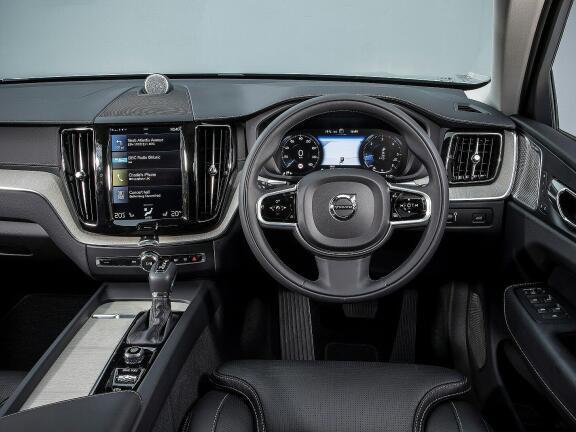 VOLVO XC60 DIESEL ESTATE 2.0 B4D R DESIGN Pro 5dr AWD Geartronic