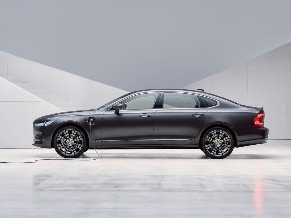 VOLVO S90 SALOON 2.0 T8 [390] Hybrid Inscription Plus 4dr AWD Gtron
