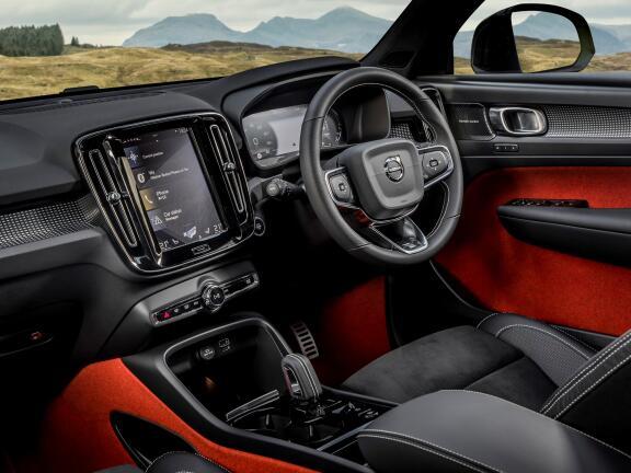 VOLVO XC40 ESTATE 2.0 B5P R DESIGN Pro 5dr AWD Auto