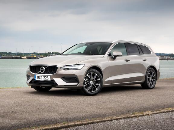VOLVO V60 SPORTSWAGON 2.0 T4 [190] Inscription Plus 5dr Auto
