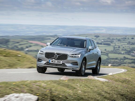 VOLVO XC60 ESTATE SPECIAL EDITIONS 2.0 T4 190 Edition 5dr Geartronic