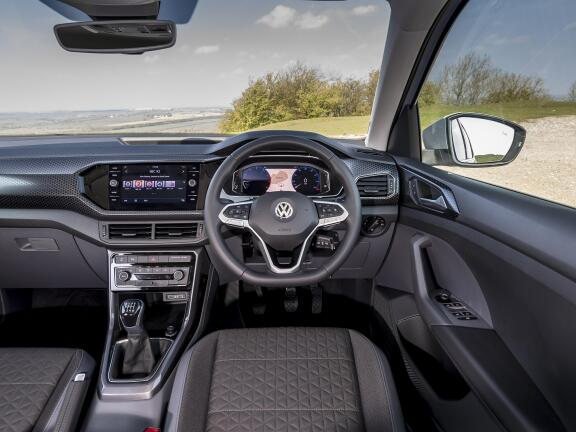 VOLKSWAGEN T-CROSS DIESEL ESTATE 1.6 TDI SE 5dr DSG