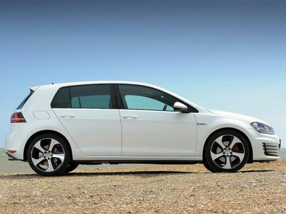 VOLKSWAGEN GOLF HATCHBACK 2.0 TSI 245 GTI Performance 5dr DSG
