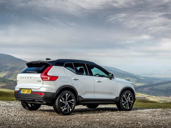 VOLVO XC40 DIESEL ESTATE 2.0 D3 R DESIGN 5dr AWD Geartronic