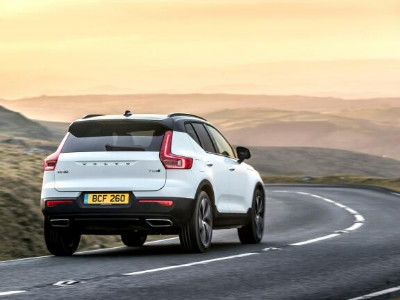 VOLVO XC40 DIESEL ESTATE 2.0 D4 [190] R DESIGN 5dr AWD Geartronic