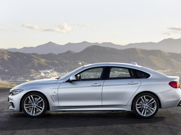 BMW 4 SERIES GRAN DIESEL COUPE 420d [190] xDrive Sport 5dr Auto [Prof Media]