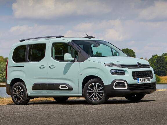 CITROEN BERLINGO DIESEL ESTATE 1.5 BlueHDi 130 Flair XTR XL 5dr [7 seat]