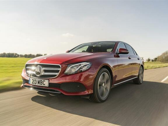 MERCEDES-BENZ E CLASS AMG SALOON E53 4Matic+ Premium Plus 4dr 9G-Tronic