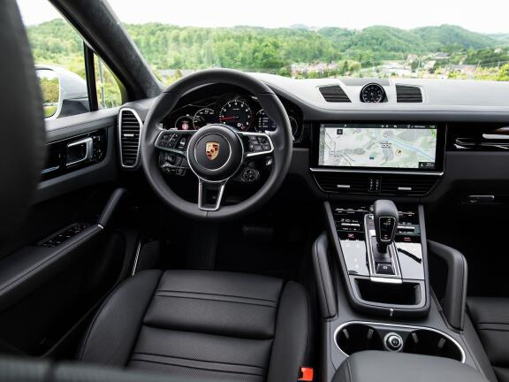 PORSCHE CAYENNE COUPE E-Hybrid Turbo S 5dr Tiptronic S [5 Seat]