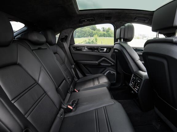 PORSCHE CAYENNE COUPE S 5dr Tiptronic S [5 Seat]