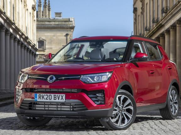 SSANGYONG TIVOLI HATCHBACK 1.5P Ultimate Auto 5dr
